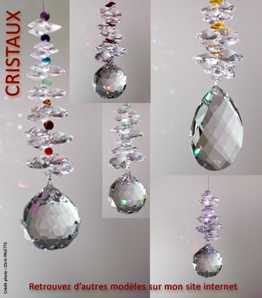 L'action des cristaux Feng Shui