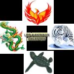 Feng Shui et Animaux Symboliques