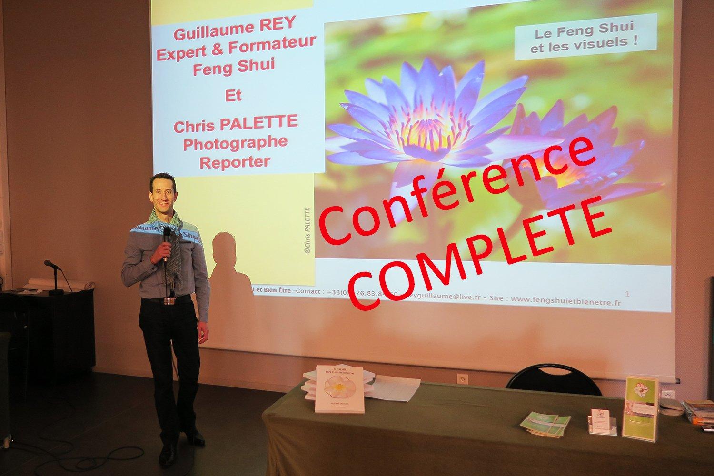 21 sept 16 Conférence Feng Shui LYON