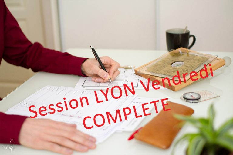 14 oct 16 – Formation Initiation Feng Shui LYON – COMPLETE