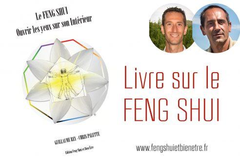 Livre : Le Feng Shui, ouvrir les yeux sur son intérieur de Guillaume REY et Chris PALETTE