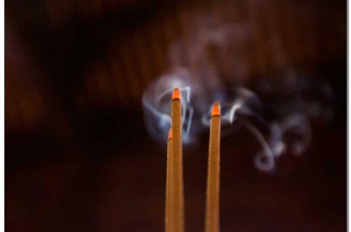 Stimulation Secteur CENTRE : «Encenser l'âme»