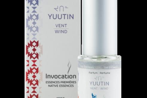 Encens liquide VENT METAL «YUUTIN» – 15ml