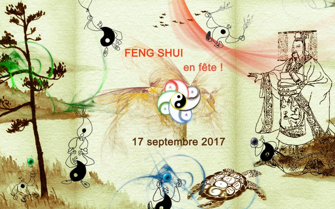 17 sept 17 – Feng Shui en fête !