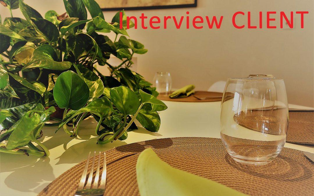 Reportage et interview Feng Shui CLIENT «Le temps des Saisons»