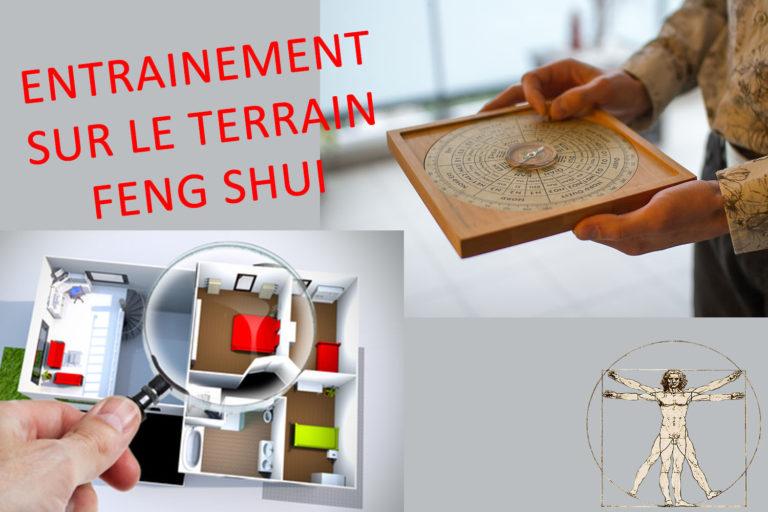 22 sept 2018 Entrainement Feng Shui sur le TERRAIN