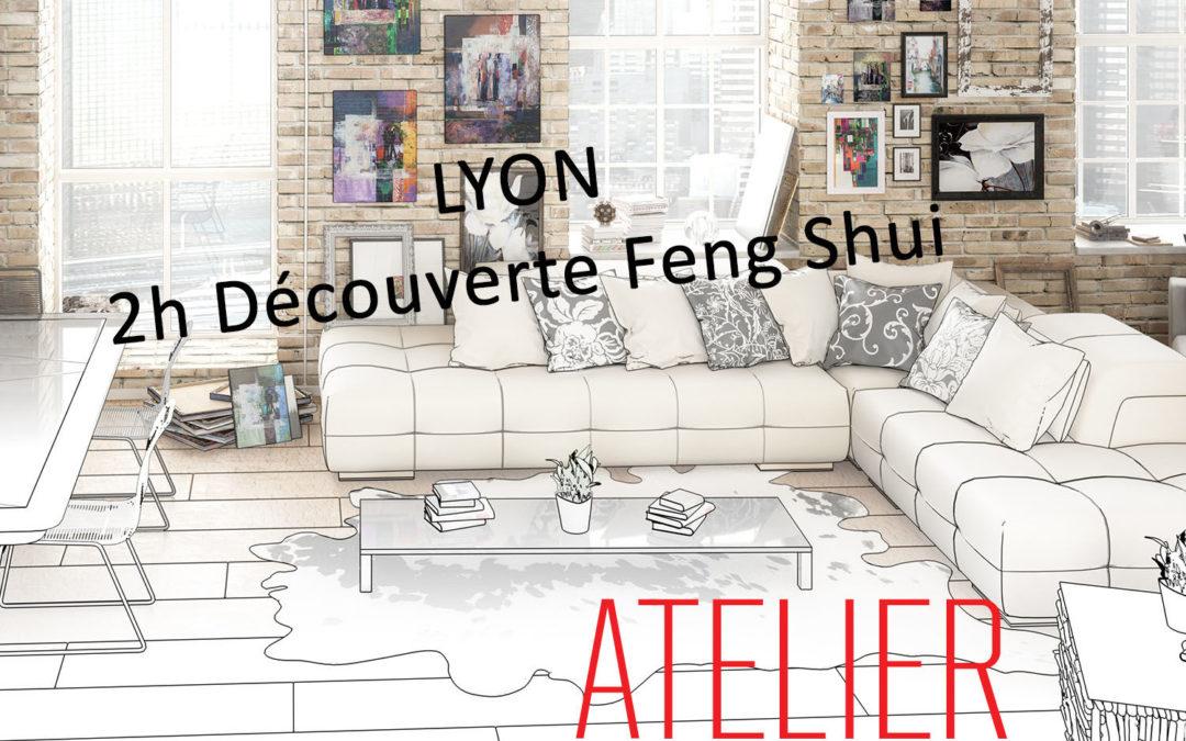 23 mars 2019 – Atelier Découverte Feng Shui LYON