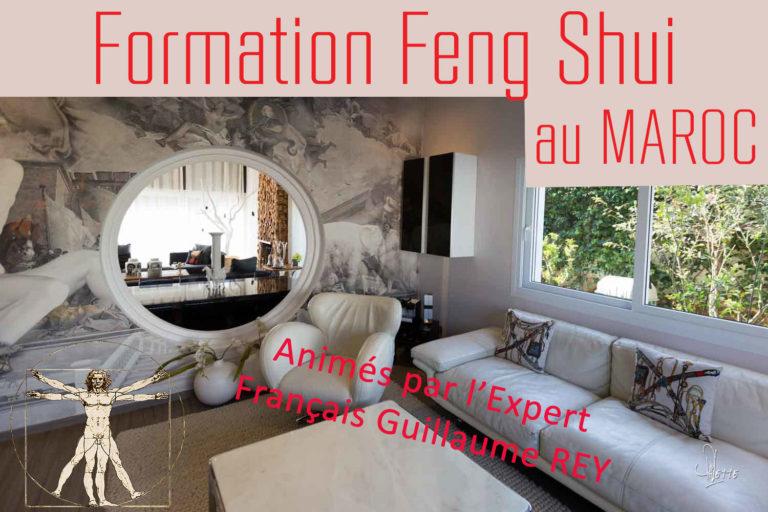 05, 06 et 07 juillet 2018 Formation Feng Shui au MAROC