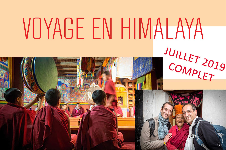 Juillet 2019 – Voyage Feng Shui en Himalaya – COMPLET