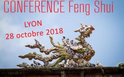 28 oct 2018 Conférence Feng Shui LYON – Entre Ci'Ailes et T'Air