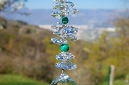 Cristal Moyen – Malachite