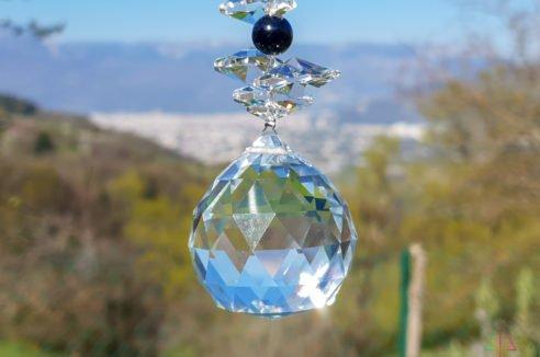 Cristal Grand – Obsidienne