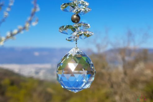 Cristal Moyen – Pyrite