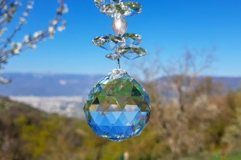 Cristal Grand – Quartz Rose