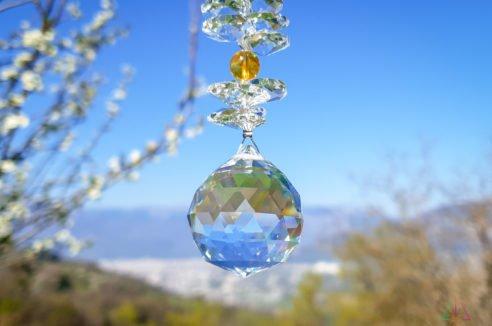Cristal Moyen – Citrine