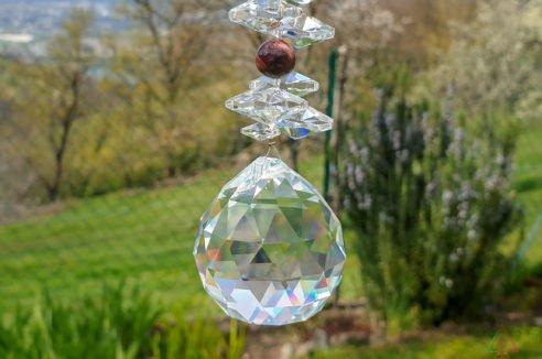 Cristal Grand – Jaspe Rouge