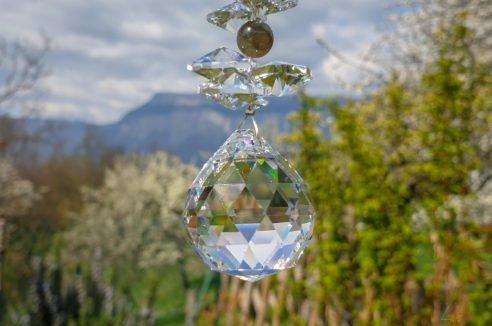 Cristal Moyen – Labradorite