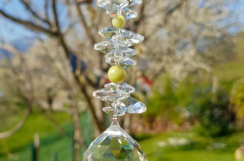 Cristal Moyen – Péridot
