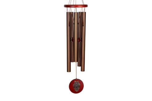 Carillon Moyen – Habitats Hibou Bronze