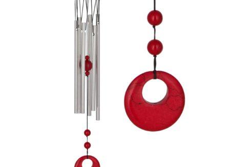 Carillon Petit – Chakras Corail Rouge