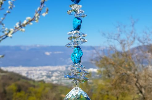 Cristal Grand – Turquoises de l'Himalaya