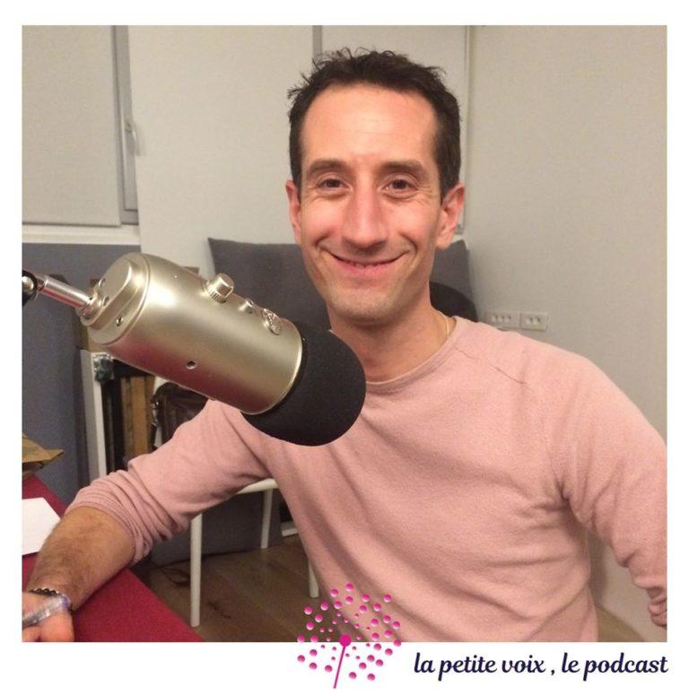 Guillaume REY au Micro de la Petite Voix nous parle de son parcours