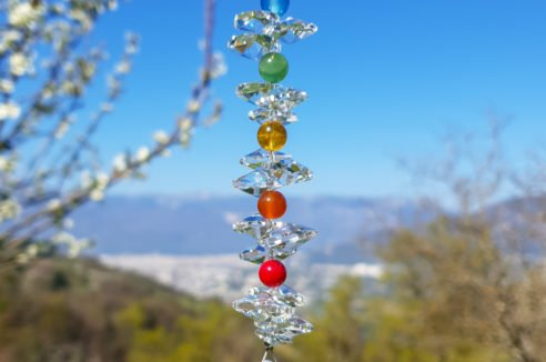 Cristal Moyen – 7 Chakras