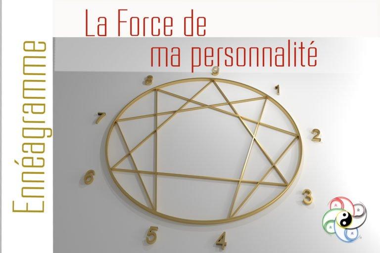 16 + 17 janvier 2021 – Les Forces de ma personnalité par l'Ennéagramme – CHASSELAY (69)