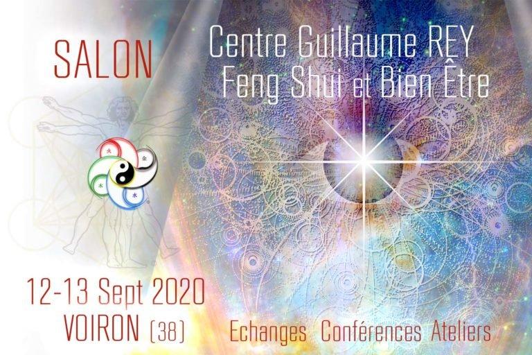 12 – 13 Sept 2020 – Salon Bien Être à VOIRON (38)
