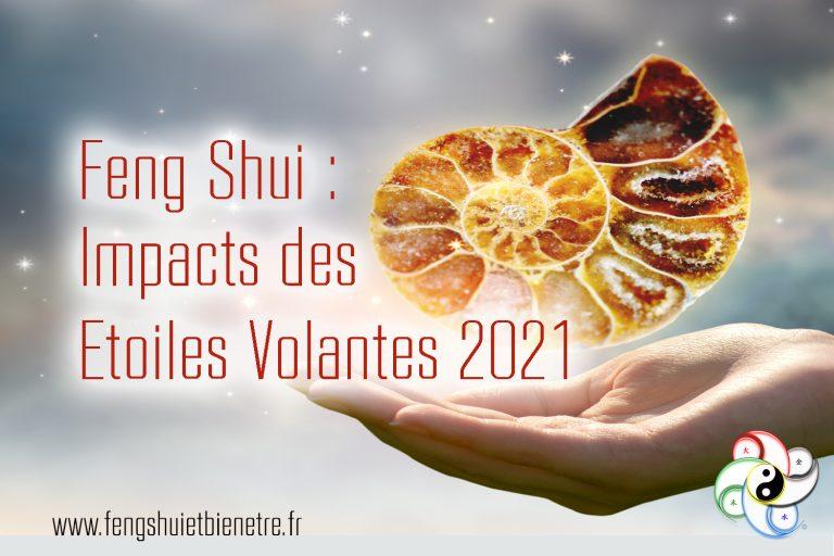 Feng Shui – Etoiles Volantes 2021