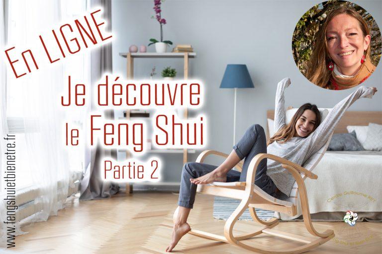 Read more about the article 17 avril 2021 – Aménager et décorer son habitat grâce au Feng Shui – En LIGNE
