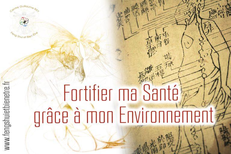 01 au 05 novembre 2021 – Fortifier ma Santé grâce à mon Environnement – CHASSELAY (69)