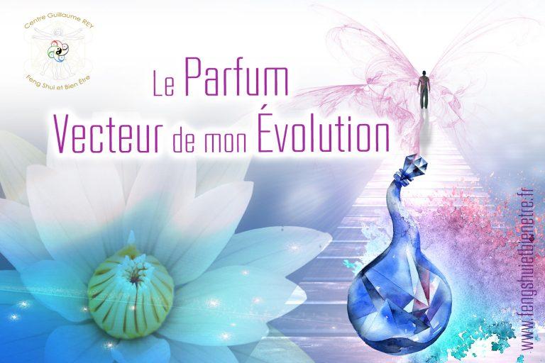 Read more about the article Le Parfum Vecteur de mon Évolution