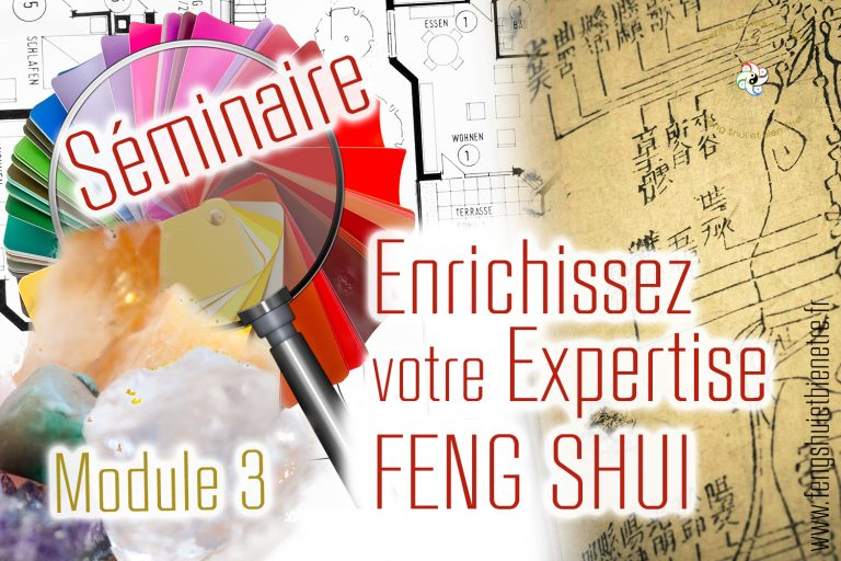 Read more about the article 06 – 10 déc 21 Séminaire : Enrichissez votre Expertise FENG SHUI – CHASSELAY (69)